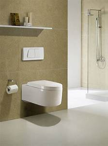 Hänge Wc Höhe : design wand wc h nge toilette mit lotus effekt soft close sitz wei ebay ~ Markanthonyermac.com Haus und Dekorationen