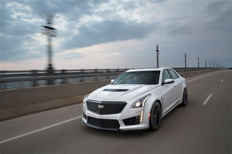 2019 Cadillac Cts V  News, Reviews, Msrp, Ratings With