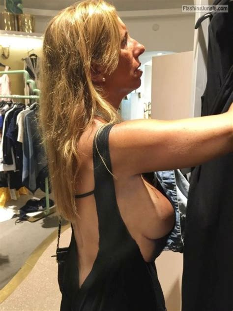 Lesbian Big Tits Public