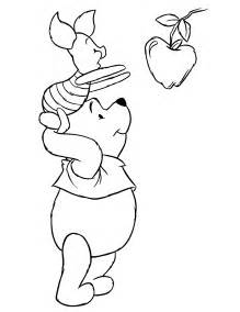 Free Winnie the Pooh Coloring Page