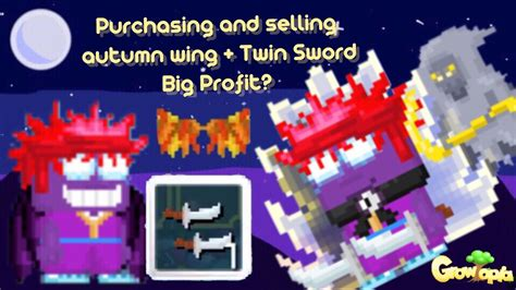 Purchasing And Selling Autumn Wing #2 Big