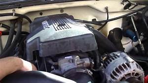 1999 Gmc Sierra 2500 W   Blown Motor