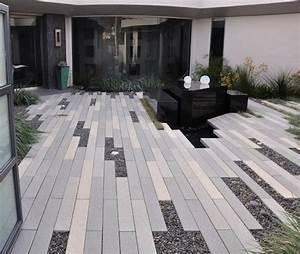 les 39 meilleures images du tableau jardin amenagement With decoration exterieur jardin zen pierre 8 jardin contemporain 30 idees damenagement