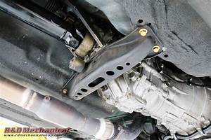 Nissan M35 Stagea Manual Conversion