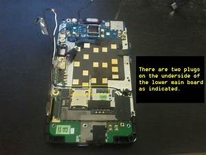 19  For Further Removal Please Refer To Original Teardown Video As Note At Beginning Of This Guide
