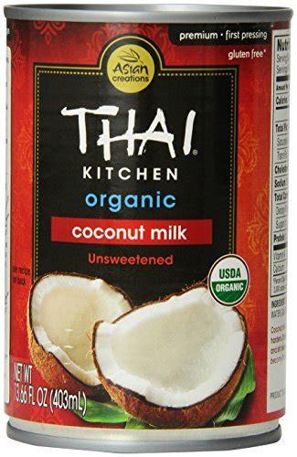 Thai Kitchen Organic Coconut Milk, Premium, First Pressing