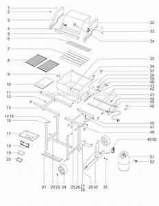 28 Weber Spirit Parts Diagram