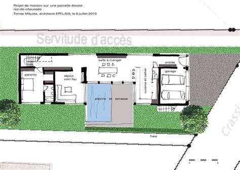 plan maison avec piscine interieure limoges 1837