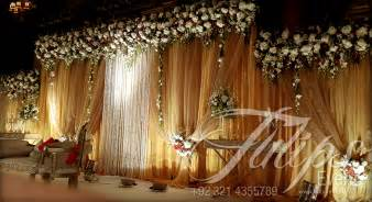wedding ceiling draping best wedding nikah decoration for stage