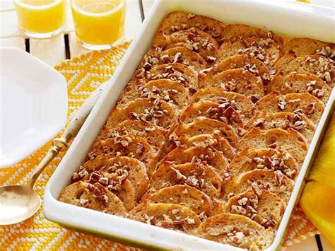 Healthy Overnight French Toast Bake Recipe Food Network