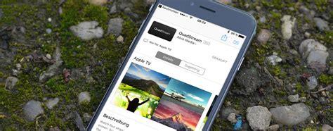 Apple Verlinkt Apple Tv-applikationen Auf Iphone