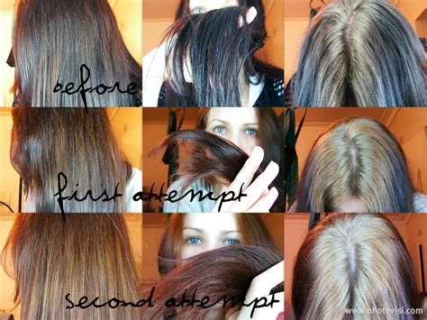 Natural Hair Color Remover