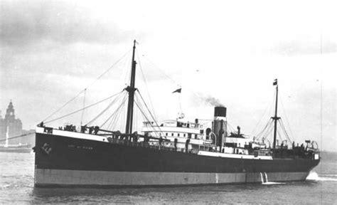 city  ripon british steam merchant ships hit