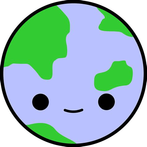 cute earth clipart collection