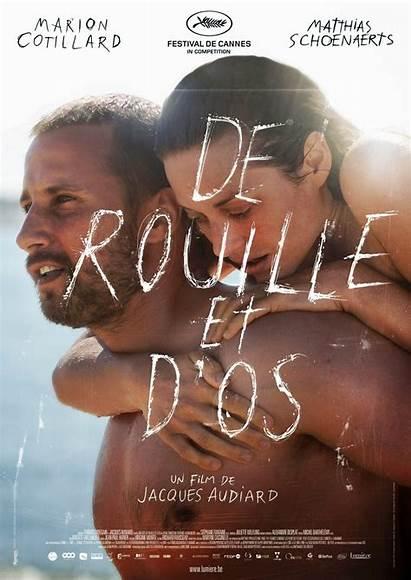 Et Rouille Os Film Rust Bone Dos