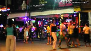 PATONG - BANGLA ROAD NIGHTLIFE - PHUKET - THAILAND - YouTube
