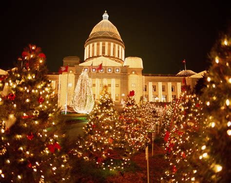 christmas tree lighting events near me christmas events in little rock and central arkansas