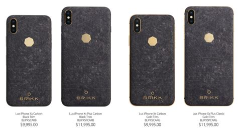 these luxury iphone xs and xs plus phones start at 10 000 cnet