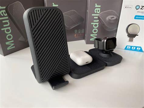 zens modular series review modulaire draadloze opladers voor iphone