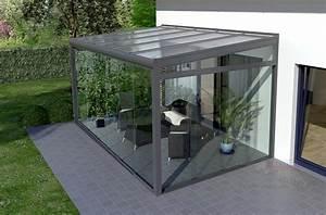 TerrassenUberdachung Holz Mit Vsg 8Mm Glas