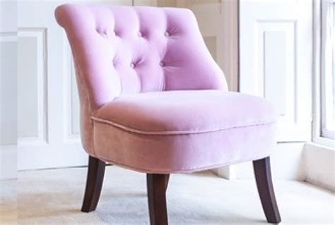 velvet occasional tub chair in blossom absolute home