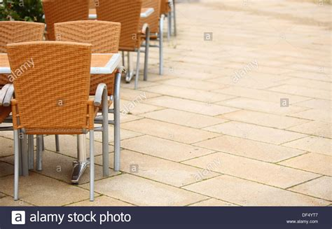 outdoor restaurant coffee terrace open air cafe chairs