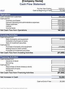 Small Business Income Statement Template Personal Monthly Cash Flow Statement Template Excel