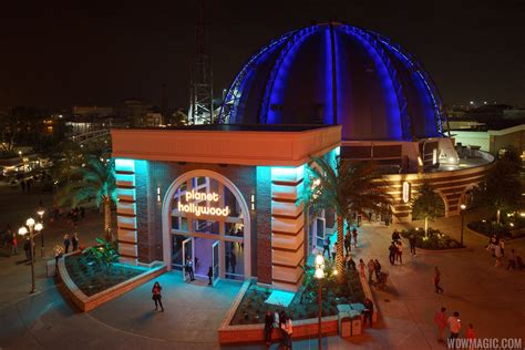 REVIEW   Planet Hollywood Observatory at Disney Springs