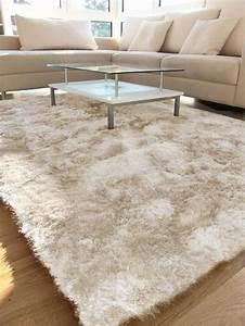 oltre 1000 idee su tapis salon pas cher su pinterest With tapis shaggy avec canapé chesterfield amazon