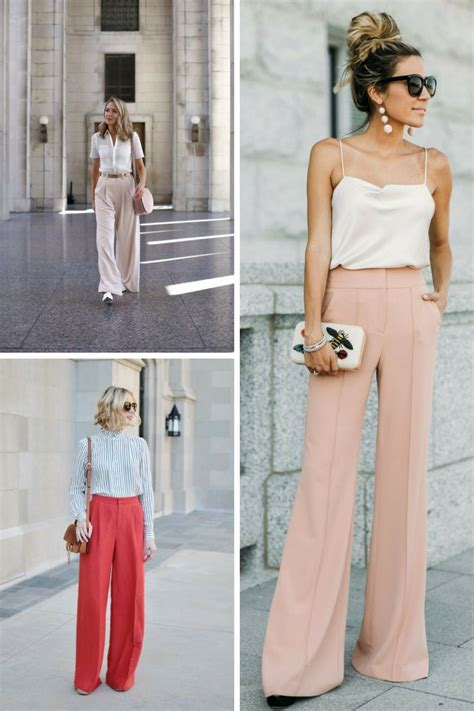 Wide Leg Pants Are Popular Again In 2018 | OnlyWardrobe.com