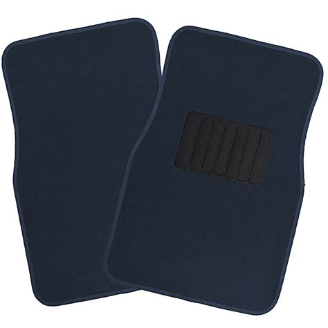 car floor mats car floor mat carpet 4 pcs blue color top quality mats ebay