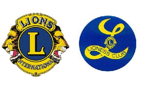 West Penn Lions / Lioness Club Holding Membership Social