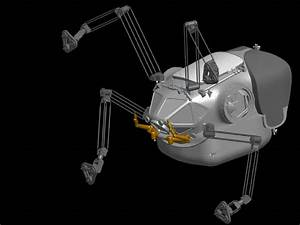 NASA - Space Exploration Vehicle (SEV), In-Space Concept