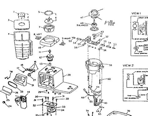 Sunbeam Mixmaster Parts Diagram : 31 Wiring Diagram Images