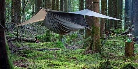 Hammock Backpacking Tips by Experiencing The Cing In A Hammock And The Tips 2019