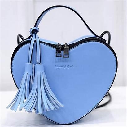 Heart Shaped Designer Handbags Bag Luxury Shoulder