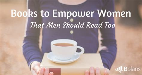 books  empower women  men  read  bplans