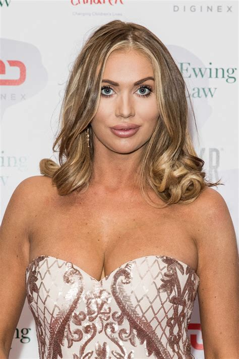 AMY CHILDS at Caudwell Children Float Like a Butterfly ...