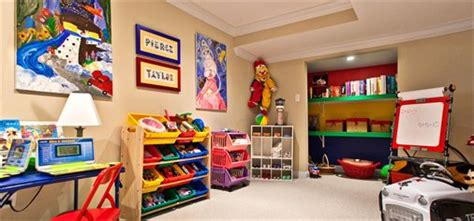Assist Youngsters To Arrange Their Toys!-house Interior