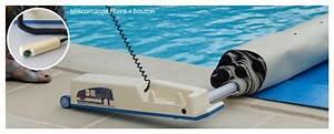 Enrouleur Bache Piscine Electrique : enrouleur motoris pour b che barre de piscine droopi ~ Melissatoandfro.com Idées de Décoration