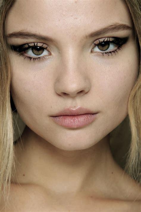 perfect ideas  natural glam makeup