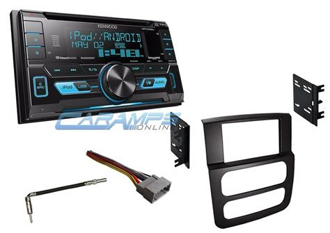 Install Usb In Car Stereo by New Kenwood 2 Din Car Stereo Radio With Usb Aux In
