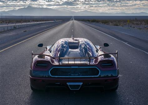 Koenigsegg Agera Rs Top Speed by Koenigsegg Agera Rs Sets Top Speed Record New Fastest Car