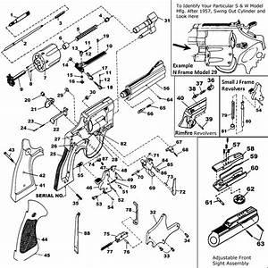 29 Smith Wesson Revolver Parts Diagram