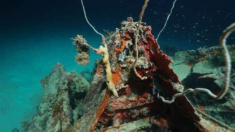 underwater wwii find udaily