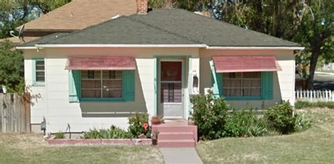 New Exterior Paint Colors For 1940s Home