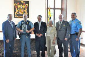 St. Mary's County Sheriff's Office Deputy Honored for ...