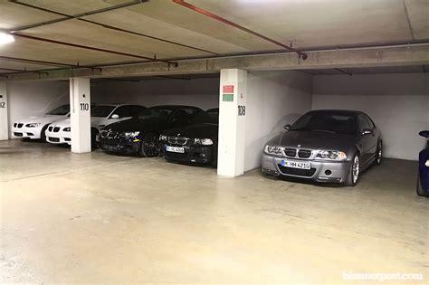 The Bmw M Secret Underground Garage ***  The M3cutters
