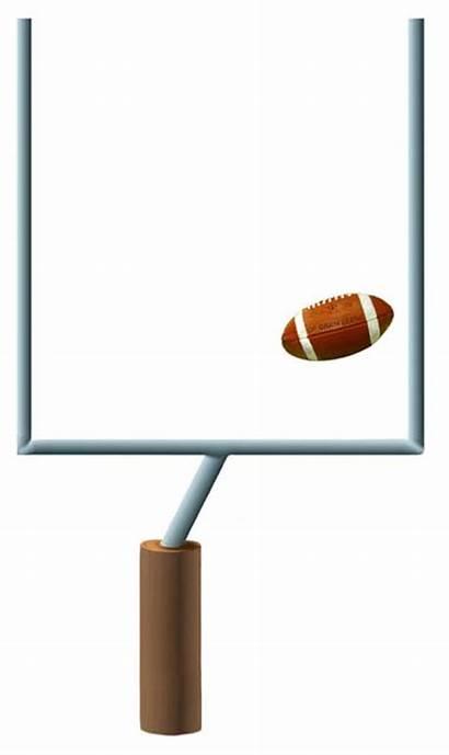 Goal Football Field Clipart Clip Goalpost Cliparts
