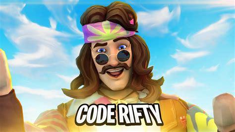 code rifty youtube